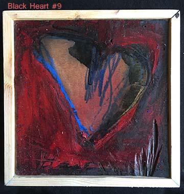 Black Heart #9