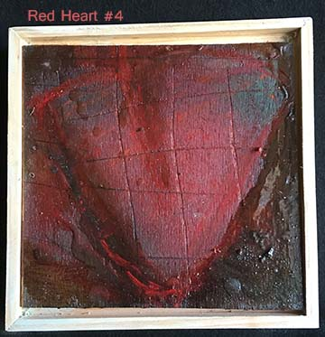 Red Heart #4
