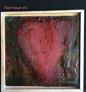 Red Heart #6